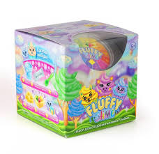<b>Monster</b>. s <b>Slime</b> Fluffy SF001 Набор для создания Fluffy-слайма ...