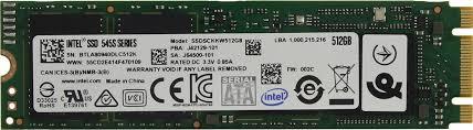 SSD диск <b>Intel</b> 545s, 512 ГБ