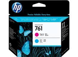 <b>HP 761 Magenta</b>/<b>Cyan DesignJet</b> Printhead - <b>HP</b> Store Australia