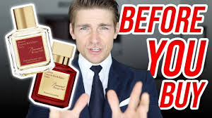 BEFORE YOU BUY <b>Baccarat Rouge</b> | Jeremy Fragrance - YouTube