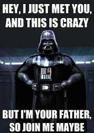 Star Wars Meme on Pinterest | Funny Star Wars, Star Wars Jokes and ... via Relatably.com