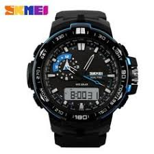 SKMEI 1081 <b>Fashion Sports Men Watch</b> | Military watches, Watches ...