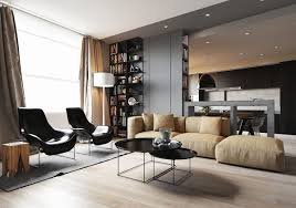 Contemporary Apartment Design Apartment Ernst In Kiev Inspired By Posh Hotel Ambiance