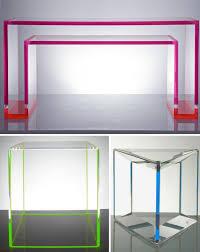 alexandra von furstenberg acrylic furniture acrilic furniture