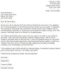 elementary teacher cover letter exampleselementary teacher cover letters