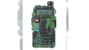 <b>Рация baofeng UV-5R 5W</b> камуфляж зеленый купить в Ростове ...