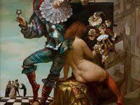ART: лучшие изображения (271) | Чучело совы, Резные тыквы и ...