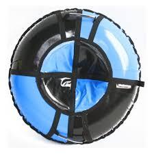 <b>Тюбинг Hubster Sport Pro</b> черный-синий, 90 см — купить в ...