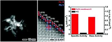 Intermetallic Pd3Pb <b>ultrathin</b> nanoplate-constructed flowers with low ...