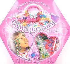 <b>Самоцветики</b>. <b>Набор</b> для детского творчества (250 элементов ...