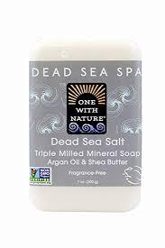 One With Nature Dead Sea Mineral Soap, Dead Sea ... - Amazon.com