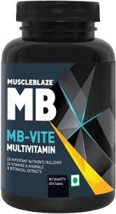 MuscleBlaze MB-VITE Multivitamin(60 No) - flipkart.com - imall.com