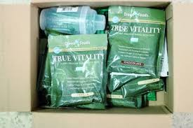 <b>True Vitality</b> Protein Powder (DHA Enriched) Product Review.