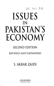 issues s economy s akbar zaidi second edition revised transcription