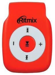 Flash <b>плеер RITMIX RF-1015</b> black - черный купить по цене 490 ...