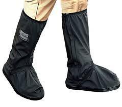 <b>Waterproof Snow Rain</b> Boot Shoe Cover Protector <b>Reusable Cycling</b> ...