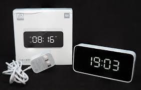 <b>Xiaomi</b> Xiao AI <b>Smart alarm</b> clock