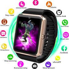 <b>TOPBluetooth GT08 Smart</b> Watch Phone Best Smartwatch 2019 ...