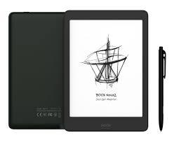 7,8-дюймовая <b>электронная книга Onyx Boox</b> Nova 2 работает под ...