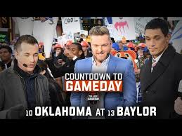 Countdown to GameDay: Week 12, Oklahoma at Baylor | ESPN ...