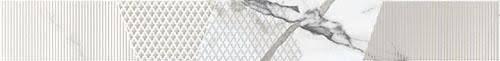 <b>Бордюр Arabescato Bianco</b> 7.5x63