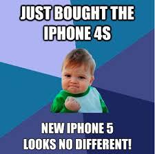 iPhone 5: meme #3 - The Graphic Mac via Relatably.com