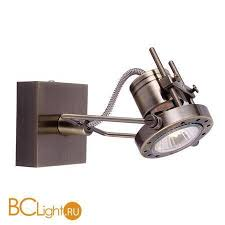 <b>Спот</b> (точечный светильник) <b>Arte Lamp</b> Costruttore <b>A4300AP</b>-<b>1AB</b>