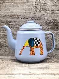 <b>Чайник заварочный эмалированный</b>, 1000 мл. Smaltum ...