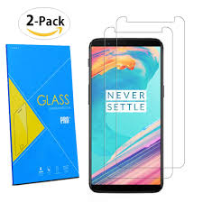 "[2 Pack] <b>OnePlus 5T 6.01</b>"" 2017 Screen Pr- Buy Online in Guernsey ..."