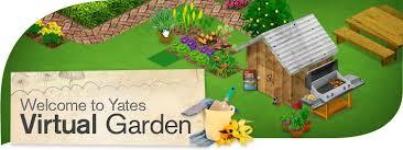 Small Picture Yates Virtual Garden Design your own garden or choose a