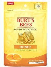 caramella medicina burt's bees