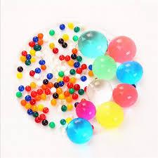 Online Shop 100 pcs/bag <b>crystal</b> earth beads gel ball polymer ...