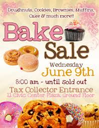 bake fundraiser flyer template by hloom com bake bake flyer template cakepins com