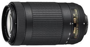 <b>Объектив Nikon</b> 70-300mm f/4.5-6.3G ED VR <b>AF</b>-<b>P DX</b> — купить по ...