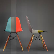 charles ray eames furniture eames chair colorful strip charles ray furniture
