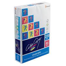 <b>Color</b> Сopy Бумага офисная А4 <b>220г</b>/<b>м2</b> 250л в METRO Cash and ...