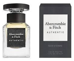 <b>Туалетная</b> вода <b>Abercrombie</b> & <b>Fitch Authentic</b> Man — купить по ...