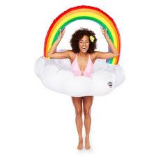 <b>Круг надувной BigMouth Rainbow</b> Cloud (3680124) - Купить по ...