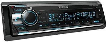 <b>Kenwood KDCX5200BT</b> CD Receiver with Built-in Bluetooth ...