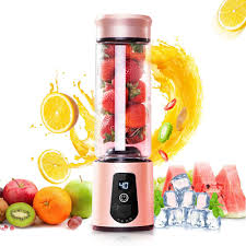 Portable Electric <b>Juicer</b> Blender USB Mini Fruit Mixers <b>Juicers</b> LED ...