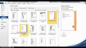 using microsoft word resume templates using microsoft word resume templates