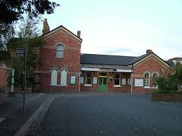 Edenbridge Town railway station