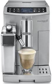 <b>Кофемашина DeLonghi</b> PrimaDonna S EVO <b>ECAM 510.55</b>.<b>M</b>