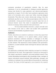 Research design and methodology example  methodology of a research paper