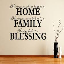 30 Family Quotes That You Will Feel Blessed Seeing - Quotes Hunter ... via Relatably.com