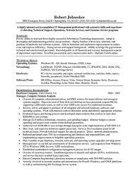 Senior Resume Samples