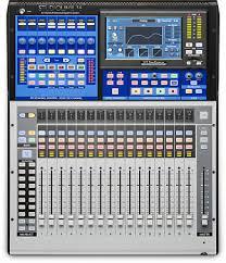 Купить <b>Цифровой микшер PRESONUS</b> StudioLive 16 Series III с ...