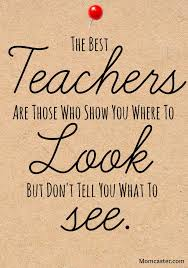 Teacher Appreciation Quotes - Momcaster Loves Teachers via Relatably.com