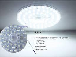 Round <b>led</b> module 12w18w24w36w40w replace <b>ceiling</b> lamp retrofit ...