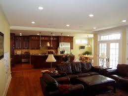 kitchen living room design space